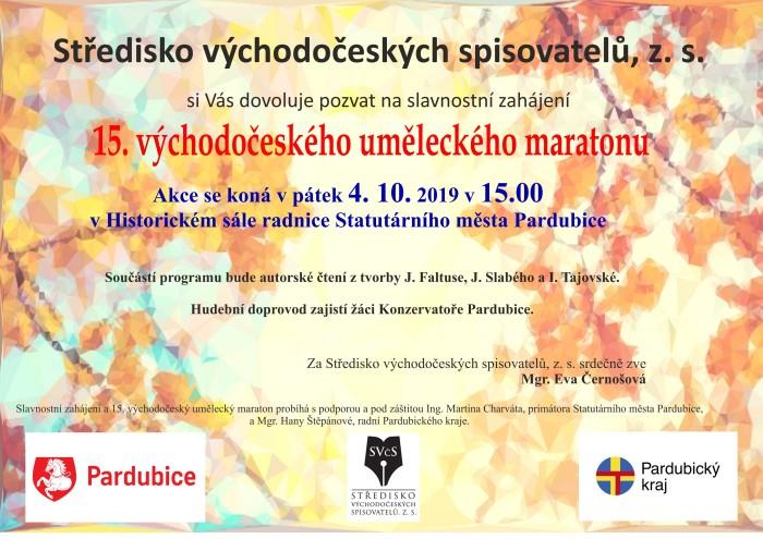 Pozvánka Pardubice
